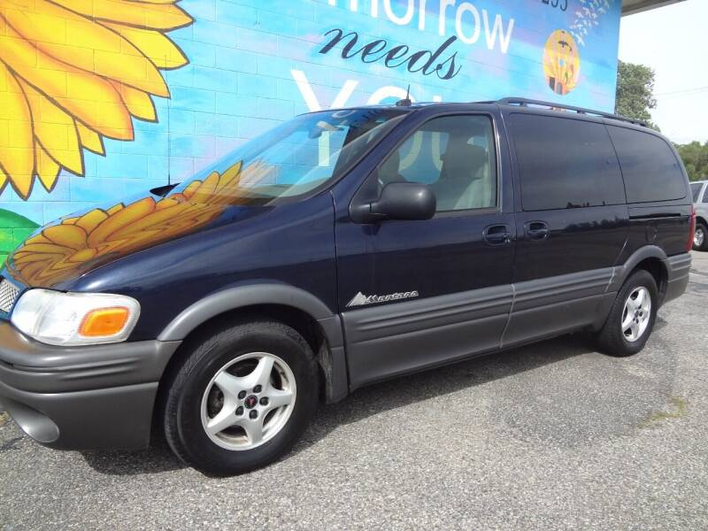 2003 Pontiac Montana for sale at FINISH LINE AUTO SALES in Idaho Falls ID