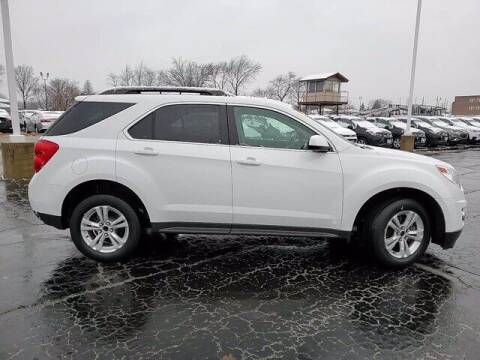 2015 Chevrolet Equinox for sale at Hawk Chevrolet of Bridgeview in Bridgeview IL