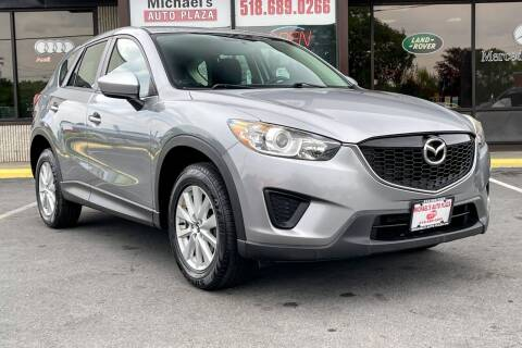 2014 Mazda CX-5 for sale at Michaels Auto Plaza in East Greenbush NY