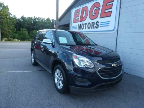 2017 Chevrolet Equinox for sale at Edge Motors in Mooresville NC