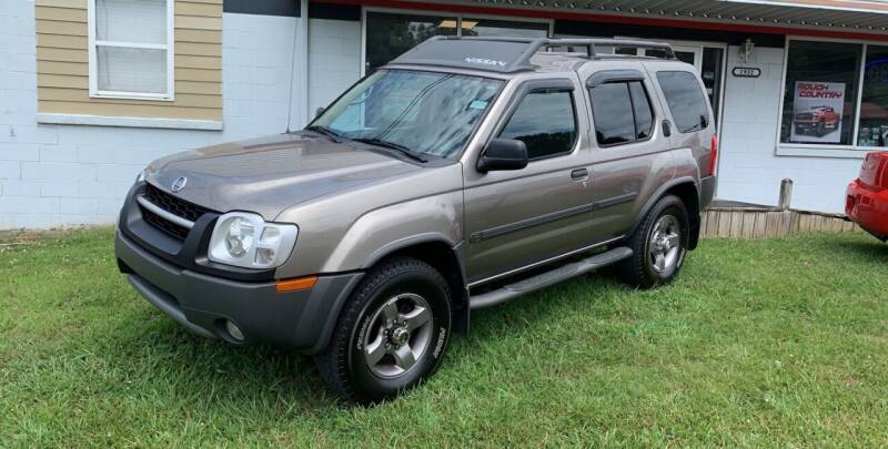 2003 Nissan Xterra for sale at Todd Nolley Auto Sales in Campbellsville KY