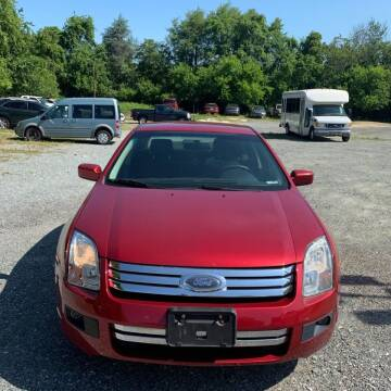 2008 Ford Fusion for sale at GLOBAL MOTOR GROUP in Newark NJ