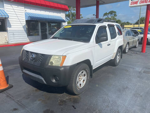 2006 Nissan Xterra for sale at Riviera Auto Sales South in Daytona Beach FL