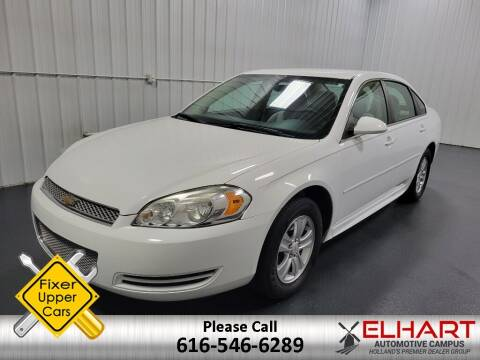 2014 Chevrolet Impala Limited for sale at Elhart Automotive Campus in Holland MI