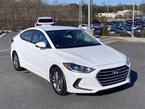 2017 Hyundai Elantra for sale at CU Carfinders in Norcross GA
