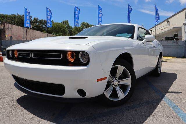 2019 Dodge Challenger for sale at OCEAN AUTO SALES in Miami FL