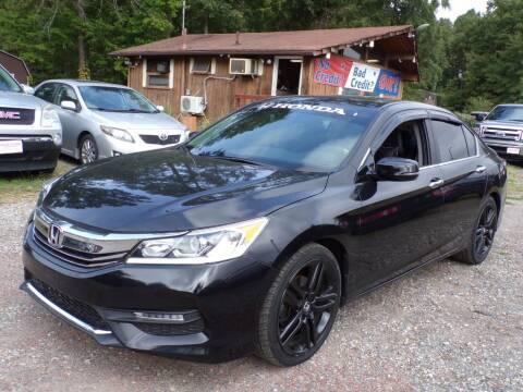 2016 Honda Accord for sale at Select Cars Of Thornburg in Fredericksburg VA