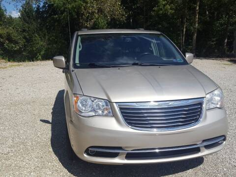 2014 Chrysler Town and Country for sale at Jack Cooney's Auto Sales in Erie PA