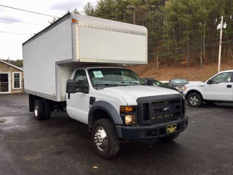 2010 Ford F-450 Super Duty for sale at Bladecki Auto in Belmont NH