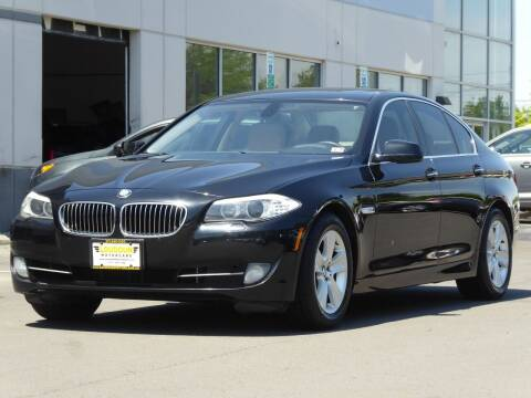 2012 BMW 5 Series for sale at Loudoun Used Cars - LOUDOUN MOTOR CARS in Chantilly VA
