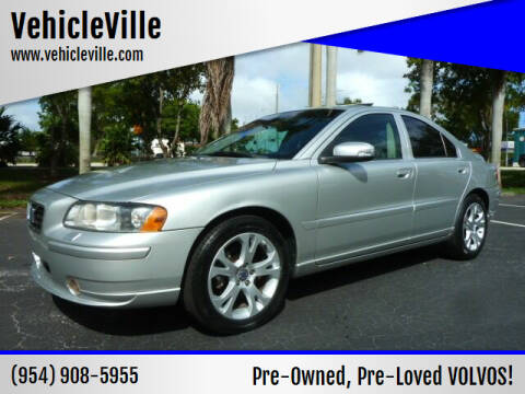 2009 Volvo S60 for sale at VehicleVille in Fort Lauderdale FL