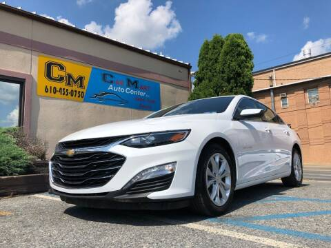 2020 Chevrolet Malibu for sale at Car Mart Auto Center II, LLC in Allentown PA