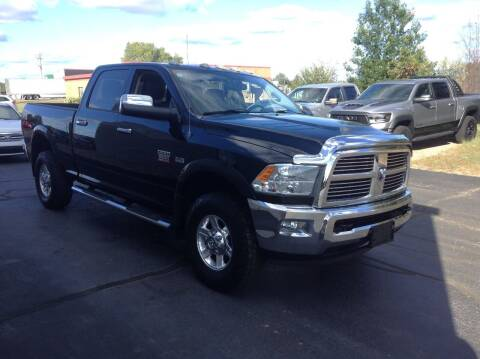 2012 RAM Ram Pickup 2500 for sale at Bruns & Sons Auto in Plover WI