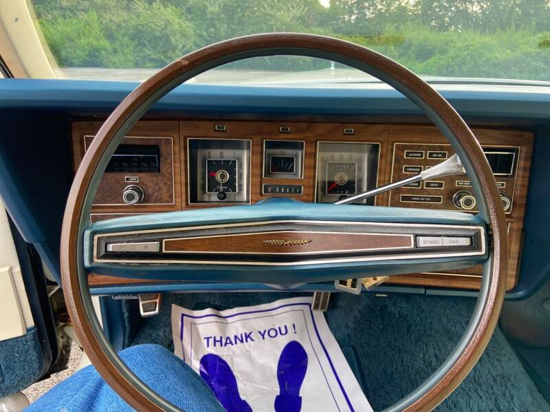 1974 Lincoln Mark IV  - Westford MA