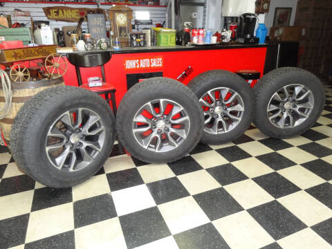 Goodyear Trail Runner AT  DT275/65R20 for sale at John's Auto Sales in Council Bluffs IA