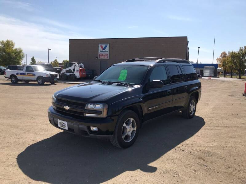 2004 Chevrolet TrailBlazer EXT for sale at Crown Motor Inc in Grand Forks ND
