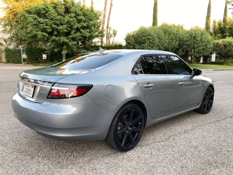 2011 Saab 9-5 Turbo4 Premium 4dr Sedan - Van Nuys CA