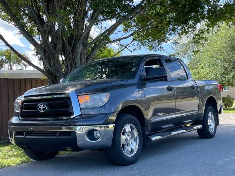 2012 Toyota Tundra for sale at Auto Direct of South Broward in Miramar FL