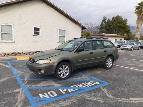 2007 Subaru Outback for sale at RN AUTO GROUP in San Bernardino CA