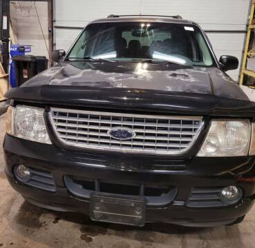 2002 Ford Explorer for sale at Wisdom Auto Group in Calumet Park IL