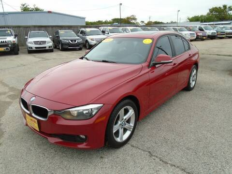2014 BMW 3 Series for sale at BAS MOTORS in Houston TX