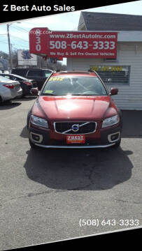 2012 Volvo XC70 for sale at Z Best Auto Sales in North Attleboro MA