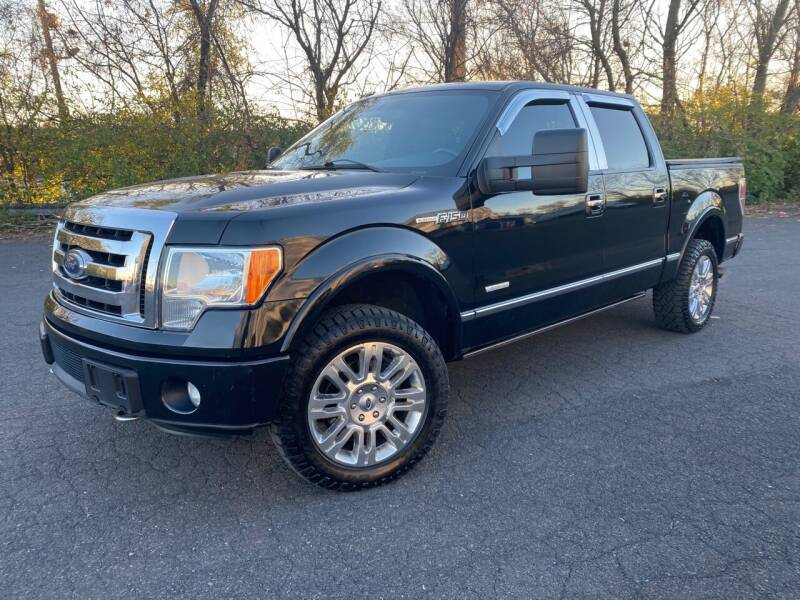 2012 Ford F-150 for sale at PA Auto World in Levittown PA
