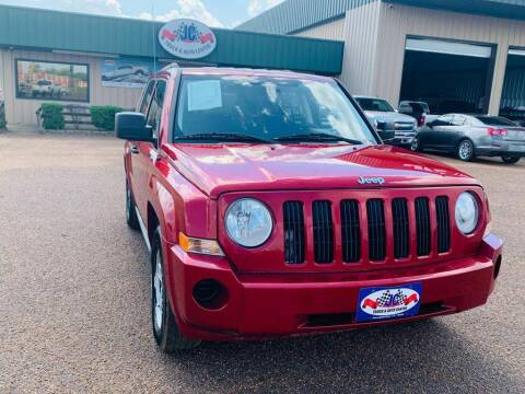 2009 Jeep Patriot for sale at JC Truck and Auto Center in Nacogdoches TX