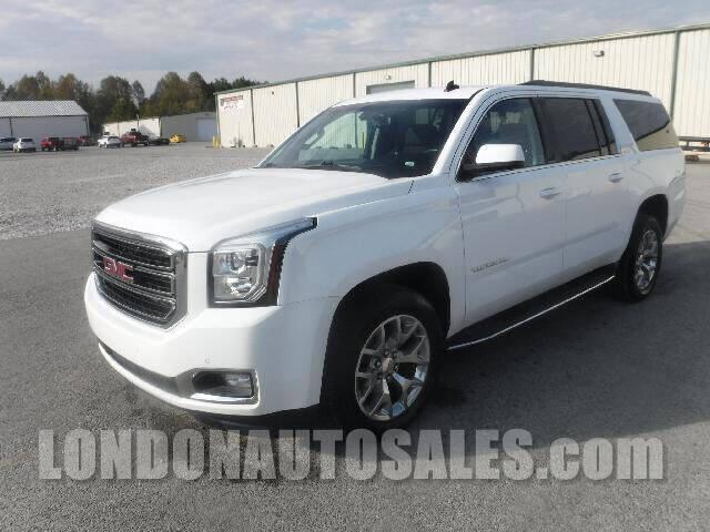 2015 GMC Yukon XL for sale at London Auto Sales LLC in London KY