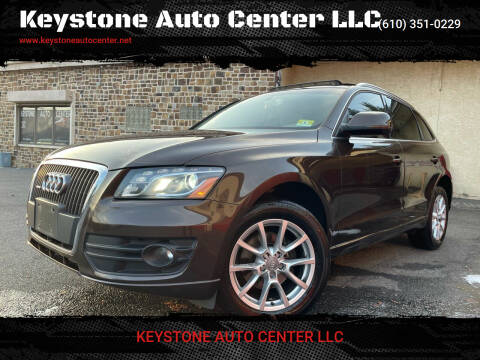 2012 Audi Q5 for sale at Keystone Auto Center LLC in Allentown PA
