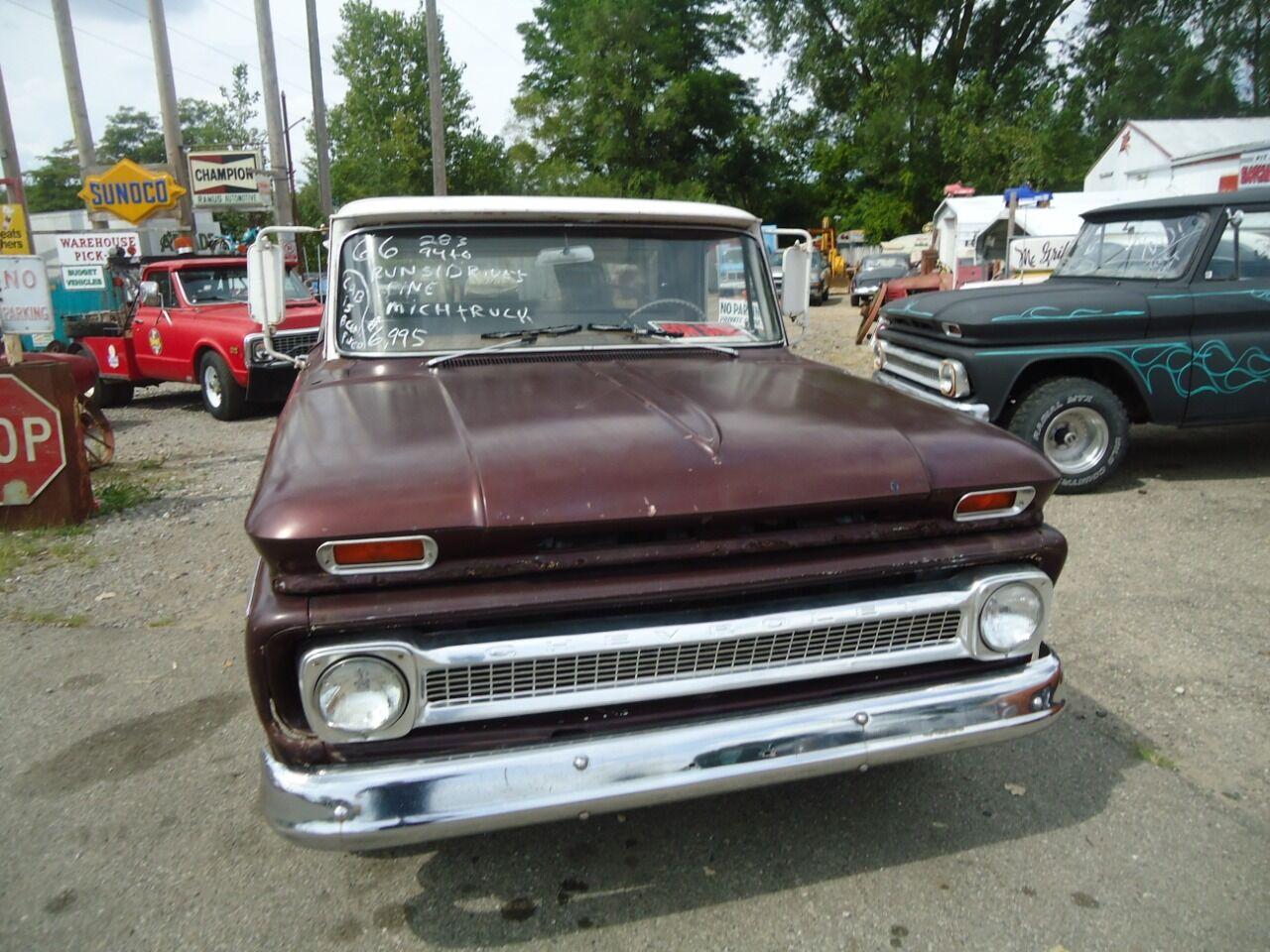 1966 Chevrolet C/K 10 Series 28