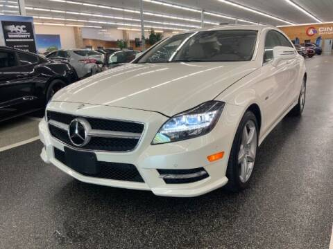 2012 Mercedes-Benz CLS for sale at Dixie Imports in Fairfield OH