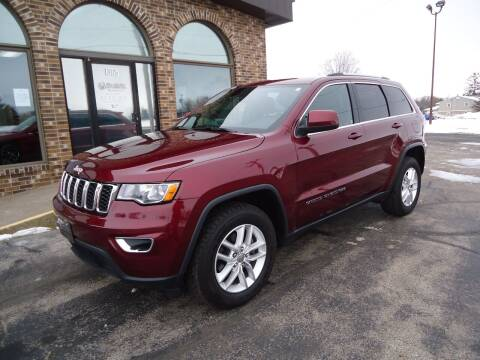 2017 Jeep Grand Cherokee for sale at VON GLAHN AUTO SALES in Platteville WI