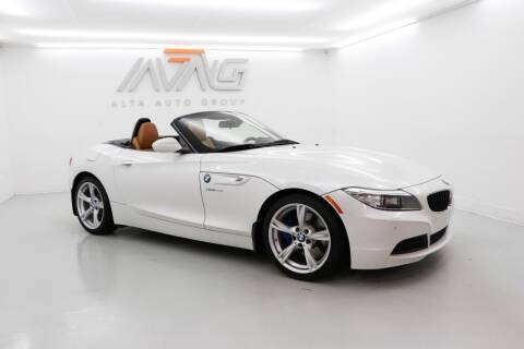 2015 BMW Z4 for sale at Alta Auto Group LLC in Concord NC