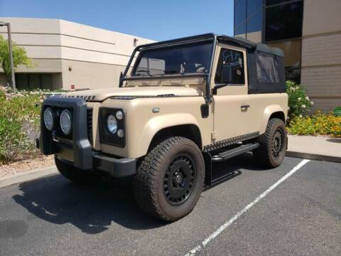 1990 Land Rover Defender for sale at Arizona Auto Resource in Tempe AZ
