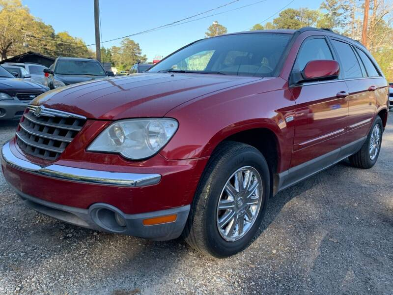 2007 Chrysler Pacifica for sale at ATLANTA AUTO WAY in Duluth GA
