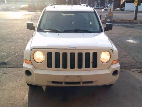 2008 Jeep Patriot for sale at Trust Petroleum in Rockland MA