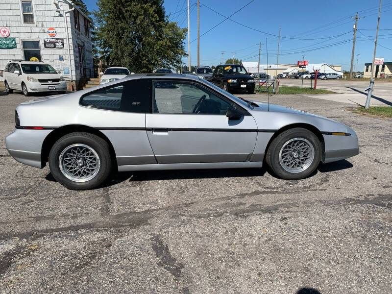 1986 Pontiac Fiero for sale at Autoville in Bowling Green OH