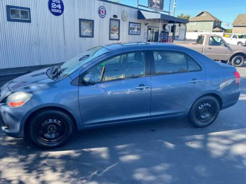 2007 Toyota Yaris for sale at 3 BOYS CLASSIC TOWING and Auto Sales in Grants Pass OR