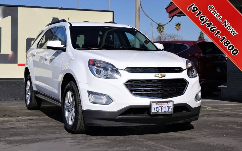 2016 Chevrolet Equinox for sale at H1 Auto Group in Sacramento CA