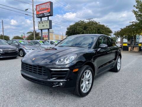 2018 Porsche Macan for sale at Autohaus of Greensboro in Greensboro NC
