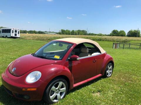2006 Volkswagen New Beetle for sale at Nice Cars in Pleasant Hill MO