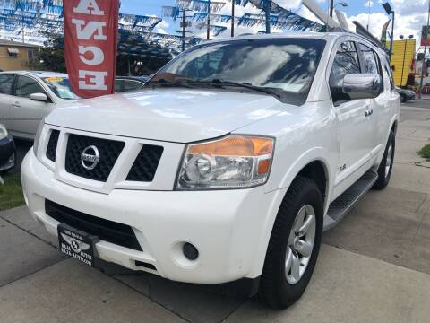 2008 Nissan Armada for sale at Plaza Auto Sales in Los Angeles CA
