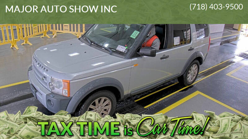2008 Land Rover LR3 for sale in Brooklyn, NY