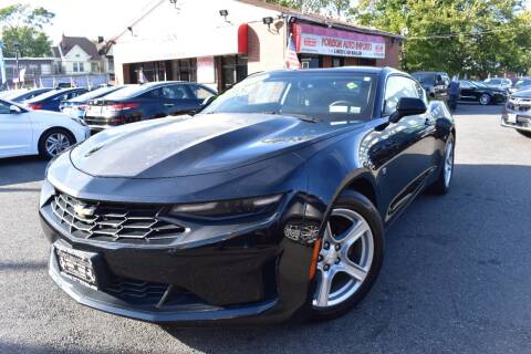 2019 Chevrolet Camaro for sale at Foreign Auto Imports in Irvington NJ