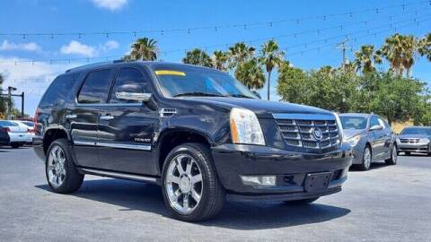 2010 Cadillac Escalade for sale at Select Autos Inc in Fort Pierce FL