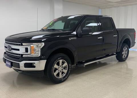 2018 Ford F-150 for sale at Kerns Ford Lincoln in Celina OH