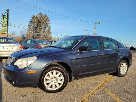 2007 Chrysler Sebring for sale at J's Auto Exchange in Derry NH