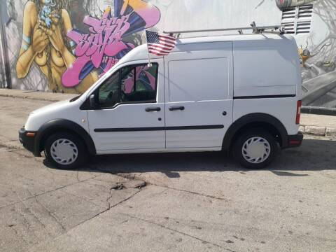 2011 Ford Transit Connect for sale at Rosa's Auto Sales in Miami FL