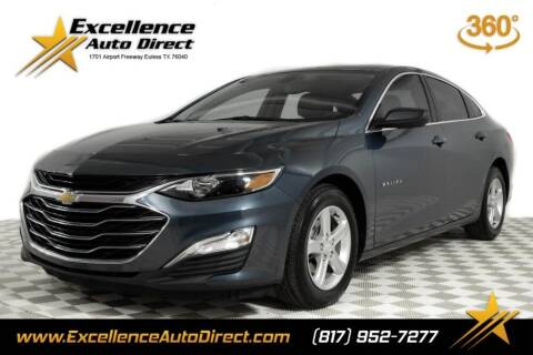2020 Chevrolet Malibu for sale at Excellence Auto Direct in Euless TX